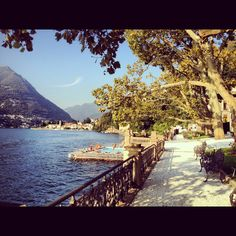 A magic place on #Lake #Como by Marie Aupetit on facebook. Follow us on facebook https://www.facebook.com/pages/CastaDiva-Resort-SPA/114870148641973