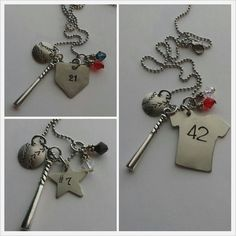 Hey, I found this really awesome Etsy listing at https://www.etsy.com/listing/181028144/jbk-baseball-or-softball-mom-necklace