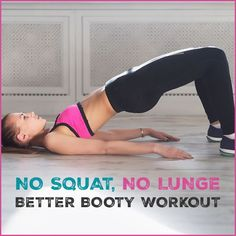 If you want a tight butt without squats or lunges, this is the workout for you! Learn how to use a resistance band to get a better booty in no time.