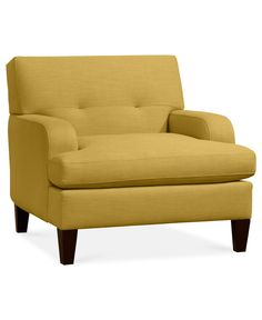 "Jillian Fabric Living Room Chair, 34""W x 37""D x 34""H - furniture - Macy's"