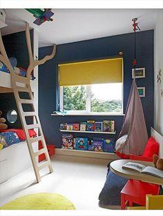 Kinderzimmer ideen für zwei babys  kinderzimmer für zwei gestalten ideen einrichtung sterne ...