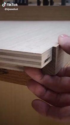 Easy Woodworking Projects, Woodworking Projects Diy, Woodworking Furniture, Diy Wood Projects, Wood Furniture, Wood Crafts, Woodworking Plans, Woodworking Basics, Woodworking Equipment