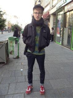 NEW BALANCE Baskets, sneakers  http://www.moodlook.com/evenement/mission-running/2013-12-12-france-paris-17