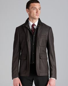 Burberry London Mattingley Jacket | Bloomingdale's