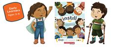 The INSTILL SEL Curriculum takes a multi-disciplinary approach that uses music, creative art, movement, puppets and pretend play to promote children's social and emotional learning. Developed in partnership with MVP Kids Media. Learn more! Self Concept, Priorities List, Emotional Development, Social Emotional Learning, Pretend Play, Healthy Relationships, School Supplies, Creative Art, Curriculum