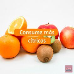 Consume cítricos #Fitness #VidaSana #DARAGourmet