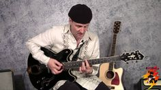 Guitar Lesson: The Thrill is Gone by BB King