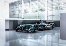 Formula E Jaguar I-Type Challenger Revealed