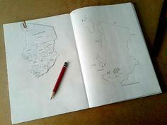 Apuntes ruta España - Chad. Nativity Scenes, Sketches, Drawings
