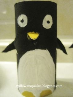 Toilet paper roll animal crafts for kids