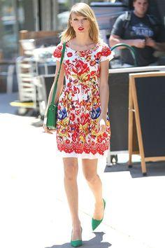Best Dressed - Taylor Swift