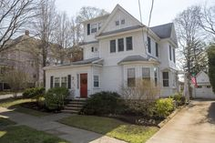 38 Sheridan Road Swampscott, MA, 01907, $725,000; A rare opportunity to own a home in the Olmsted Historic District of Swampscott. Situated just a short stroll to the downtown area and beach, this turn-of-the-century Victorian has beautiful hardwood floors throughout and is filled with light. There are nine rooms including four bedrooms and four baths.