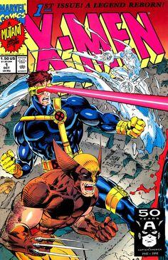 X-Men #1C (Marvel Comics; 1991 Series).