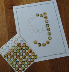 Dot Worksheets: Alphabet Activity Sheets for Preschool and Kindergarten Using stickers with Lots of Dots worksheets.letter recognition and fine motor activityUsing stickers with Lots of Dots worksheets.letter recognition and fine motor activity Alphabet Crafts, Alphabet Activities, Classroom Activities, Toddler Activities, Preschool Alphabet, Kindergarten Literacy, Preschool Learning, Early Learning, Preschool Activities