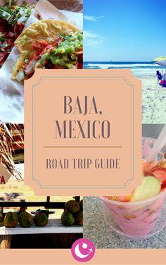 5 Day Road Trip through Baja, Mexico