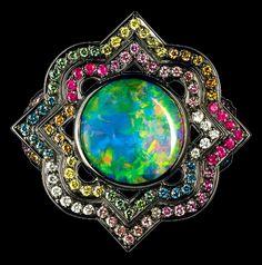 (better view of) Opal Supernova Ring - Solange Azagury-Partridge