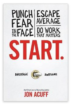This sounds great. #motivation #fear