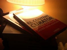 Reseña de El content curator en Biblogtecarios  | Los Content Curators