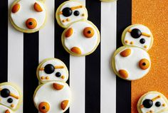 BB-8 Biscuits – Inspire My Disney