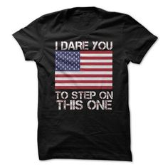 I Dare You Flag Click HERE To See More Colors http://www.teekeep.com/i-dare-you-flag/