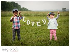 Meg Brock Photography Children's Portrait Session