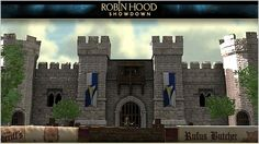 Robin Hood - Environment
