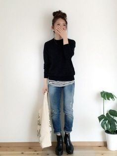 Excellent Cost-Free Runway Fashion pants Style Want to find out exactly how to be a style? Mode Outfits, Casual Outfits, Fashion Outfits, Fashion Jobs, Fashion Pants, Runway Fashion, Womens Fashion, Fashion Trends, Estilo Jeans