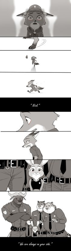 Bad memories in Nick Cute Disney, Disney Art, Disney Movies, Zootopia Comic, Zootopia Art, Cartoon Games, Cartoon Movies, Disney And Dreamworks, Disney Pixar