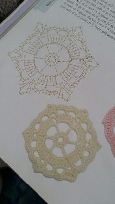 Best 12 Crochet and arts: Interesting motifs – SkillOfKing. Crochet Snowflake Pattern, Crochet Motif Patterns, Crochet Stars, Crochet Snowflakes, Crochet Blocks, Crochet Mandala, Crochet Diagram, Crochet Doilies, Crochet Flowers
