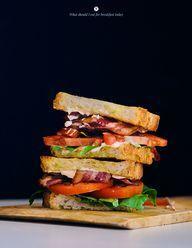 yummy club sandwich
