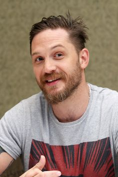 Surely Tom Hardy has to be the next Bond? Description from twitter.com. I searched for this on bing.com/images