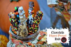 Chocolate-dipped-pretzel-rods #streamteam