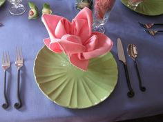 7 Gorgeous Napkin Folds
