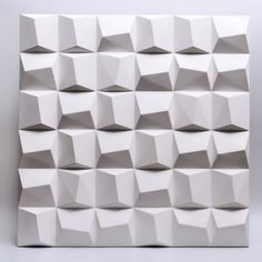 """Plastic Molds for Plaster and Concrete Decorative Wall Panel """"Cliff"""" Wall decor, Plastic mold panels 3d Tiles, Concrete Tiles, Wall Tiles, 3d Wandplatten, Panneau Mural 3d, 3d Wall Decor, Decorative Wall Panels, 3d Wall Panels, Plastic Molds"""