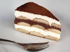 (zdroj: nanicmama.sme.sk/ Kamila) Sweet Desserts, No Bake Desserts, Sweet Recipes, Czech Recipes, Chocolate Pies, Breakfast Snacks, Graham Crackers, No Bake Cake, Tiramisu