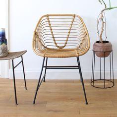 Rattan Stuhl design we love