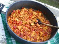 Deli Food, Jambalaya, Health Eating, Good Food, Food Porn, Easy Meals, Food And Drink, Tasty, Lunch