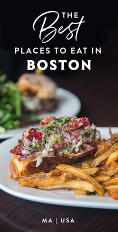 Read about the best places to eat in boston for fresh seafood crudo lobster burgers and more! boston massachusetts things to do boston massachusetts must see boston sights Places In Boston, Boston Things To Do, Must Do In Boston, Boston Vacation, Boston Travel, Boston Weekend, Boston College, Food Places, Best Places To Eat