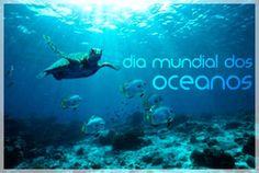 8/Junho Dia Mundial dos Oceanos