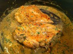 Chicken Diane