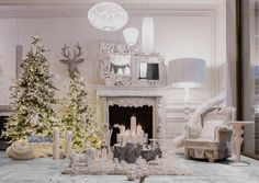 Blanca Navidad en #procomobel / White Christmas in procomobel
