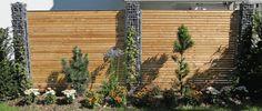 Clôtures de jardin en bois