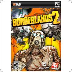 chegou: PC Borderlands 2 R$89.90