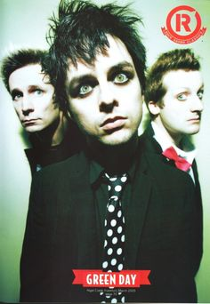 Green Day ♥ Mais