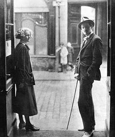 Le stanze letter@rie.: Sylvia Beach parle de James Joyce | James Joyce's ...