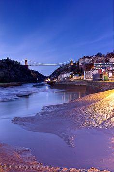 "wonderfulbritain: ""Clifton Suspension Bridge by Finch Photos - Leica M… Bristol England, England Uk, Severn Bridge, Forest Of Dean, Rule Britannia, British Things, British Countryside, Suspension Bridge, England And Scotland"