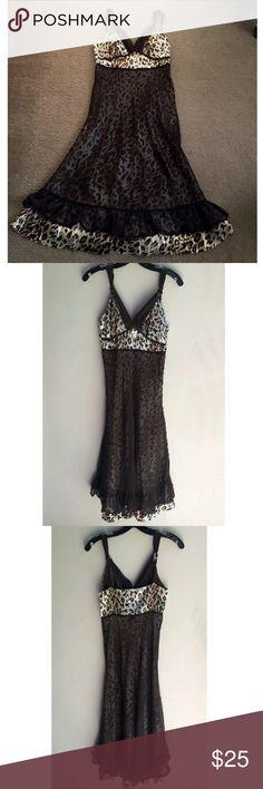 Spotted while shopping on Poshmark: Stunning Lined Cheetah Dress! #poshmark #fashion #shopping #style #Lulumari #Dresses & Skirts