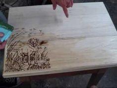 Walnut Hollow®   Wood Burning for Beginners using the Creative Versa-Tool® - YouTube