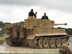 Simon Munnery uploaded this image to 'Tankfest 07'.  See the album on Photobucket.