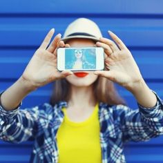 Qual é a sua relação com as selfies?